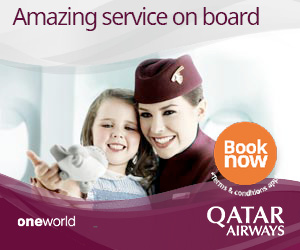 Speciale Business Class per due - QatarAirways
