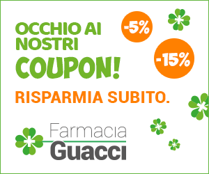 Farmacia Guacci - Occhio ai coupon!