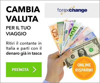 Cambia valuta per il tuo viaggio!