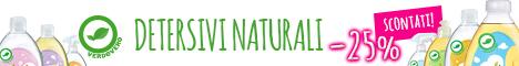 DETERSIVI ECOLOGICI, detergenti naturali ingredienti da biodizionario, profumabili con OLI ESSENZIALI BIOLOGICI. IN OFFERTA ORA!