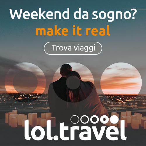 Weekend da sogno...Make it Real!