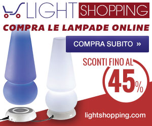 Light Shopping - Acquista le tue lampade online