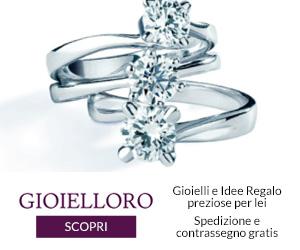 Scopri la collezione gioielli su Gioielloro!