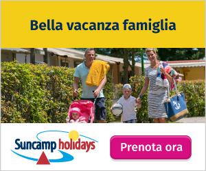 Bella vacanza famiglia