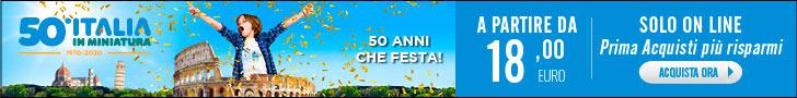 Italia in Miniatura - Anno 2021