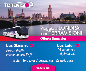 Terravision London Transfer