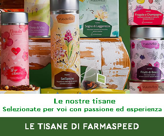 Le tisane di Farmaspeed