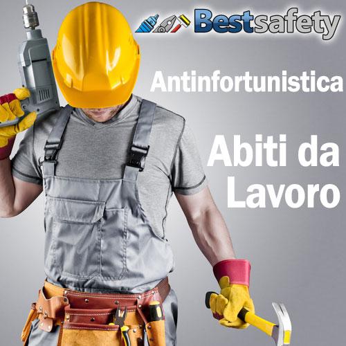 Vendita Abbigliamento da Lavoro Antinfortunistica