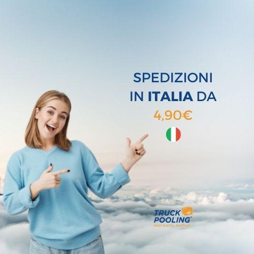Confronta i corrieri e risparmia sulle tue spedizioni in Italia.