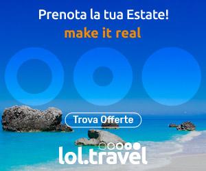 Blocca la prenotazione senza anticipo e senza carta di credito con lol.travel