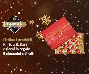 in regalo la cioccolata Lindt per tutti gli ordini di almeno 30 euro
