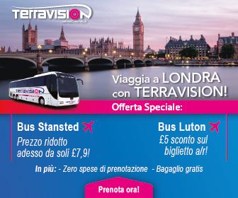 Terravision London Transfer