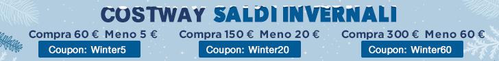 """Costway Back to School 2020! Compra 80 € e Meno 5 € con il coupon """"Scuola5"""", Compra 150 € e Meno 10 € con il coupon """"Scuola10"""""""