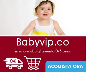 BabyVip - Acquista