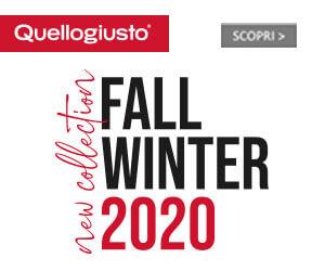 Nuova Collezione Fall_Winter 2018 - Quellogiusto