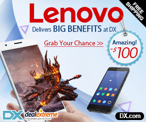 $100 OFF Lenovo Delivers Big Benefits till 2017/3/10