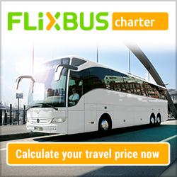 FlixBus Charter