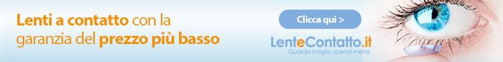 lentecontatto.it: offerte, coupon e codici sconto