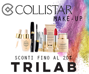 Collistar make-up sconti fino al 20%