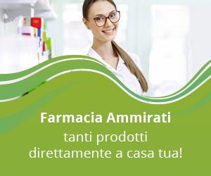 Farmacia Ammirati: tanti prodotti direttamente a casa tua!