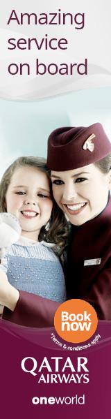 Sconti fino al 40% - QatarAirways