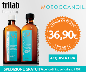 Trilab Hair Shop <b>Moroccanoil Treatment Online a soli 36,90€.</b> Approfitta Ora - <b>Moroccanoil Argan Oil</b>