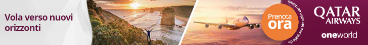 Qatar Airways Global Promotion (11-18 Settembre2018)