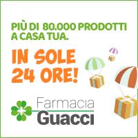 Farmacia Guacci - Consegna in 24 ore!