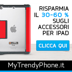 ACCESSORI PER iPad