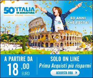Italia In miniatura - Biglietti