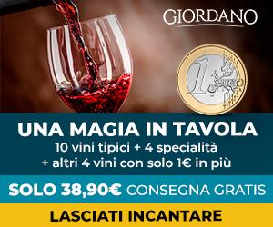 Giordano Vini - Confezione Piatti