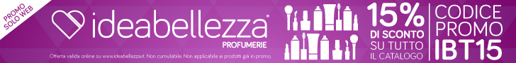 Idea Bellezza Grandi Profumerie: coupon, offerte e codici sconto