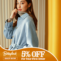 5% off on your first order - Berrylook.com
