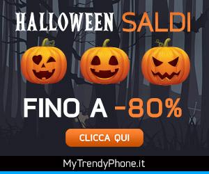 Terrificanti Sconti di Halloween