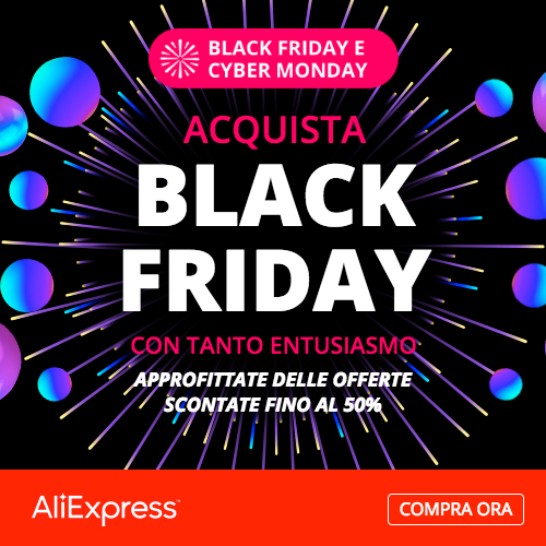 Utensili da Cucina Black Friday
