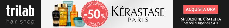 Trilab Hair Shop <b>Prodotti Kerastase Online.</b> Approfitta Ora - <b>Sconti fino al 50%!</b>