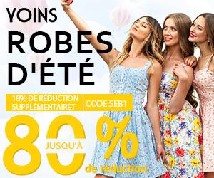 Robes d'été Jusqu'à 80% de réduction+18% de réduction supplémentaire