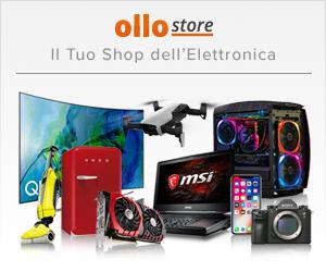 Elettronica Aspettando il Black Friday - OlloStore (22-28/11)