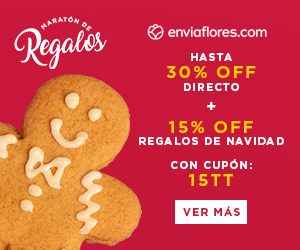 Maratón de Regalos Enviaflores