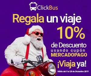 ClickBus - Regala un Viaje