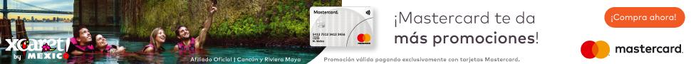 Xcaret Mastercard ES