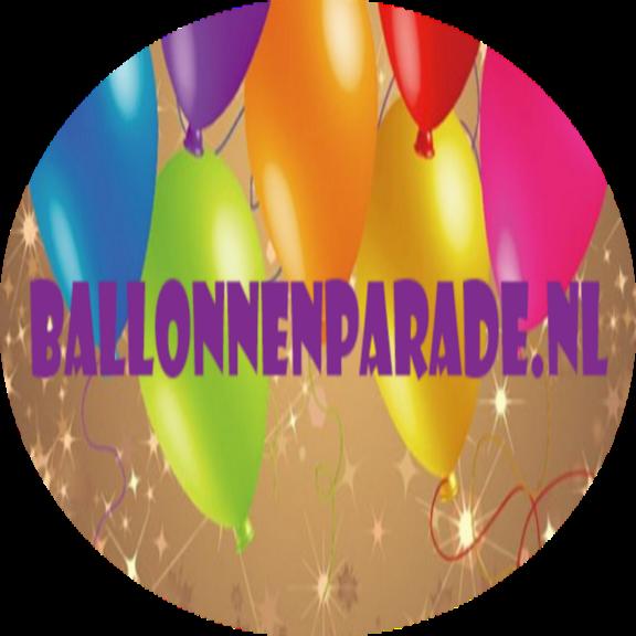Klik hier voor de korting bij Ballonnenparade.nl
