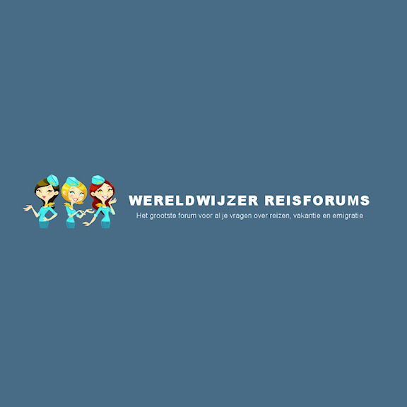 Wereldwijzer Reisforums logo