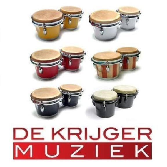 DeKrijgerMuziek.nl logo