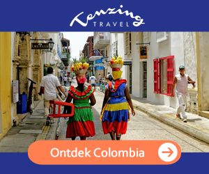 Tenzing Travel - Colombia