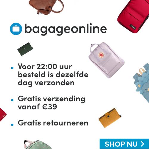 Bagageonline.nl Specialist in Tassen en Koffers