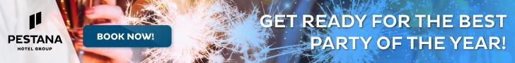 Pestana.com – Nieuwjaarskorting
