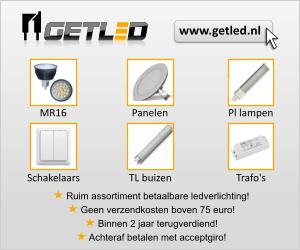 Led lampen bij Getled.nl!