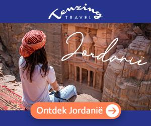 Rondreis Jordanië Tenzing
