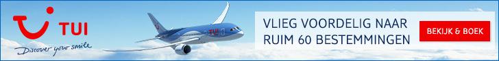 TUI vliegtickets